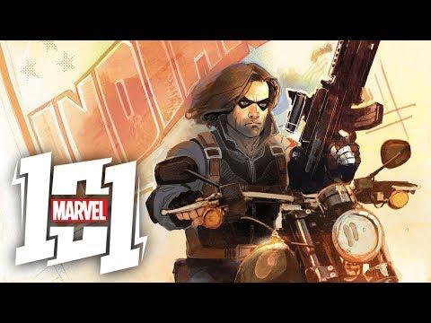 Winter Soldier (Bucky Barnes) | Marvel 101