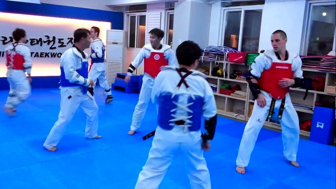 Taekwondo, Korean Martial Art Experience for Foreigners - Package