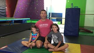 Teaching Beginning Tumbling