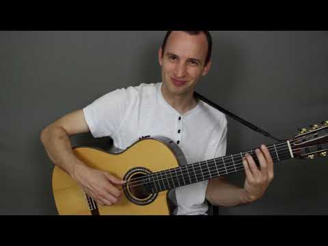 Just Like Heaven - The Cure - Fingerstyle Guitar Cover