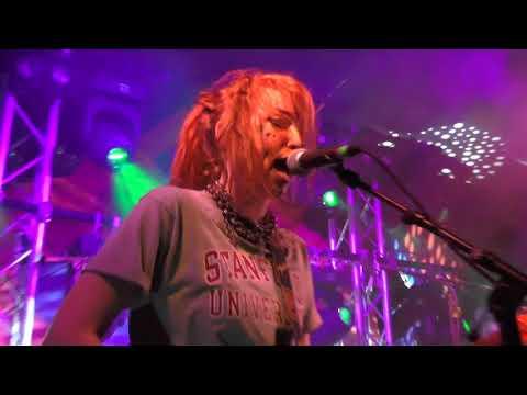 """דף צ'ונקי לייב  ב""""פסטיבל גרזן 2"""" Deaf Chonky live at Garzen Festival 10/11/17"""