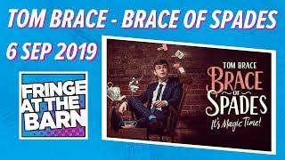 Tom Brace: Brace Of Spades Trailer (6 Sep) | #FringeAtTheBarn