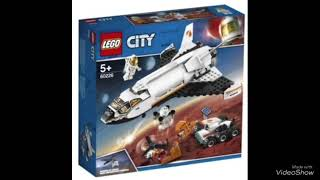 Free Download Lagu Lego City Space Sets Sommer 2019 Es Geht In Den