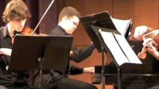 Shostakovich Piano Quintet in G minor Op.57 iii: Scherzo - Allegretto