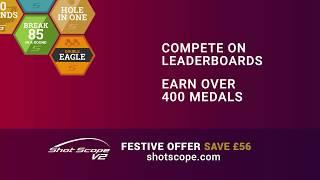 Shot Scope UK Festive Advert