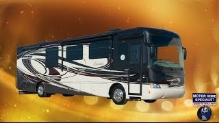 2014 Forest River Berkshire Luxury Diesel Review at MHSRV.com 2015
