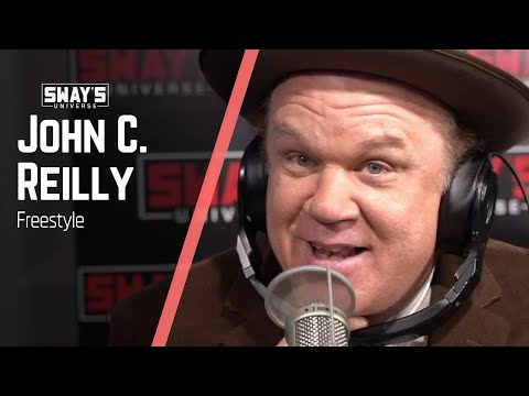 John C Reilly Raps On Sway In The Morning