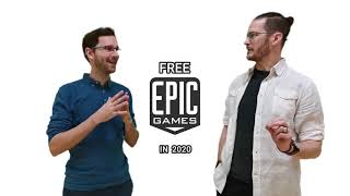 Why Does Epic Games Give Away So Many Free Games?!