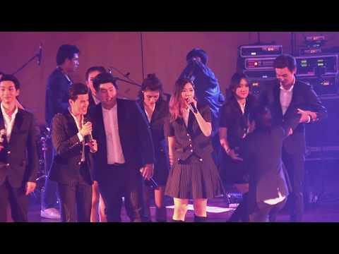 พูดขอบคุณ+เพลงAcademy fantasia AF11 MakeOver Concert@TOT