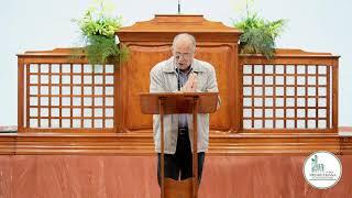 Estudo Bíblico - Rev. Paulo Martins Silva - 22/07/2020