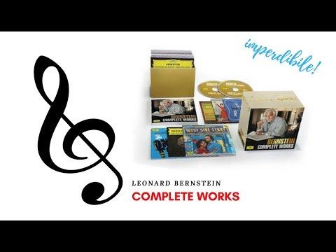 BERNSTEIN: COMPLETE WORKS - DEUTSCHE GRAMMOPHON