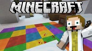 [GEJMR] Minecraft - HIDE N SEEK - Zákeřný MenT