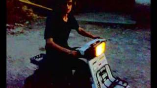 ролик про Honda Gyro X