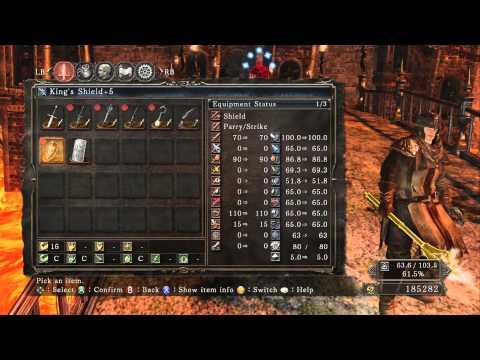 Dark Souls 2 - Paladin of the Light Faith PvE Build