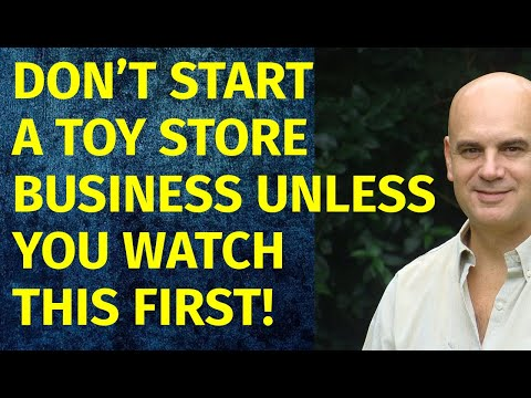 How To Start A Toy Store Business | Including Free Toy Store Business Plan Template