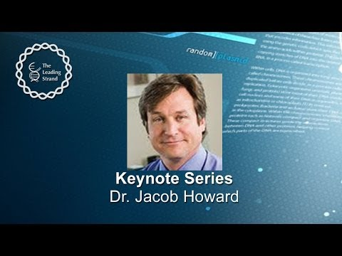 CSHL Keynote; Dr. Jacob Howard, Medical College of Wisconsin
