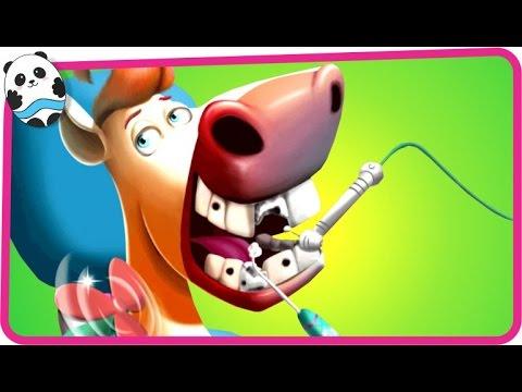 Little Buddies Animal Hospital 2 - Pet Dentist & Spa Makeover - Fun Pet Doctor Care Games For Kids