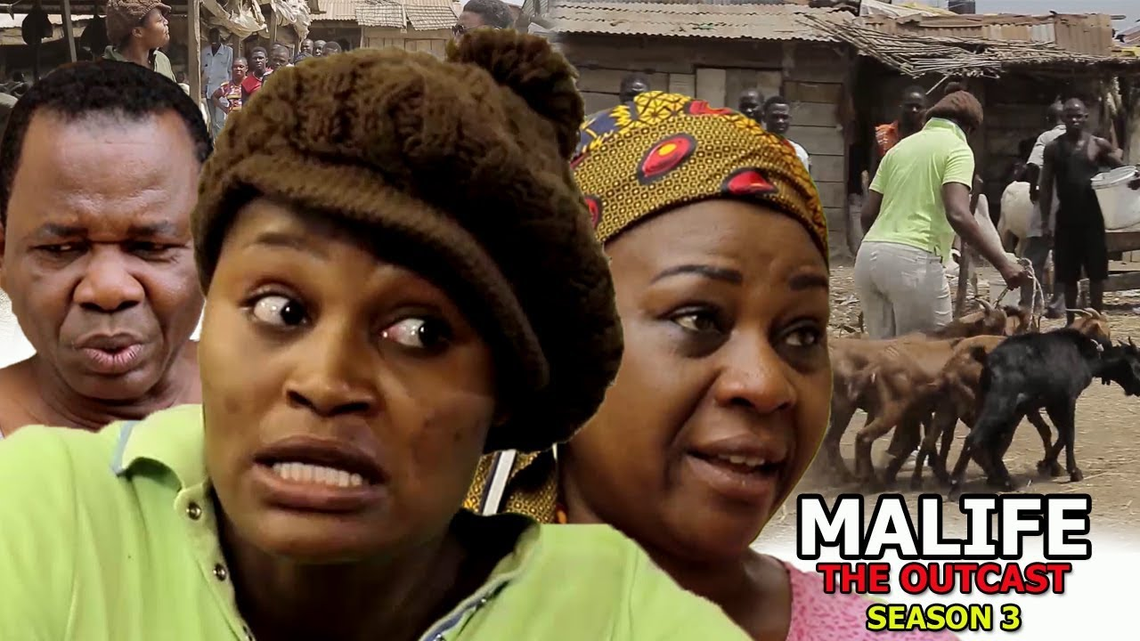 Download Malife The Outcast Season 3 - 2018 Latest Nigerian Nollywood Movie Full HD