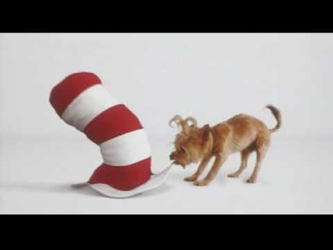 The Cat in the Hat - International teaser (2003)