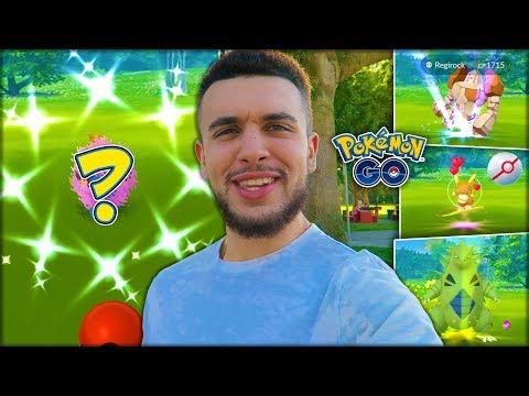 I GOT A SHINY POKÉMON FROM A RESEARCH TASK! (Pokémon GO)