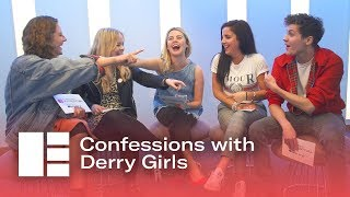 Derry Girls Confession Challenge | Edinburgh TV Festival 2018