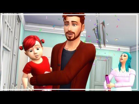 The Sims 4   Not So Berry   Osa 17: Maailman söpöin lapsi!