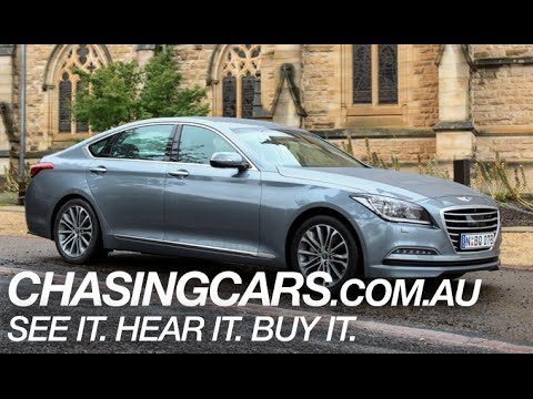 Hyundai Genesis Review  60,000 for all this