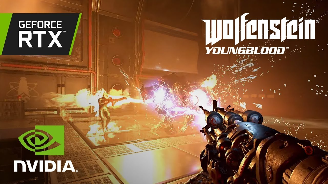 Wolfenstein: Youngblood | RTX Launch Trailer thumbnail
