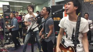 Obses ~ Akim & The Majistret at Suria FM Jamming, AK Buskers