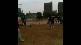 2010年春期ソフトボール大会井手秀樹研究会優勝