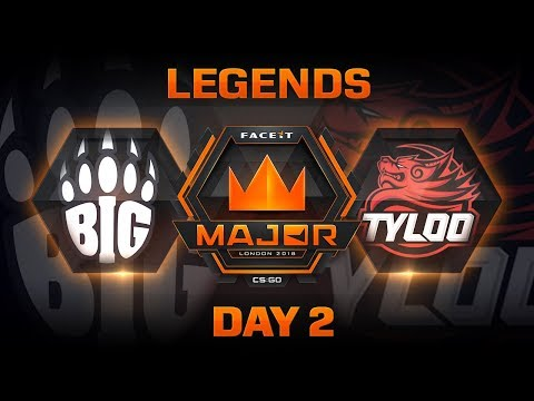 BIG vs TyLoo - Train (FACEIT Major: London 2018)