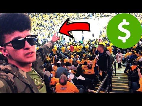 "ASIENTO de 15,000 Dólares ""NBA""(HotSpanish Vlogs)"