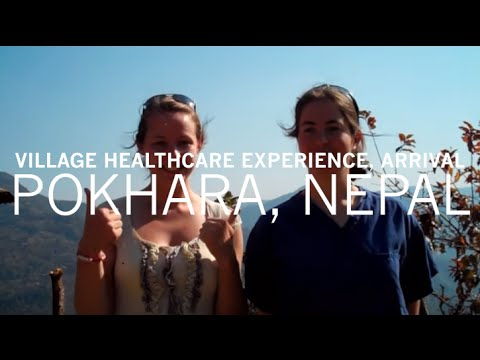Download Nepal Village Experience with Nina and Sally - Arrival