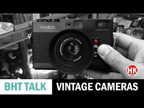 Vintage Camera Shopping in Hong Kong