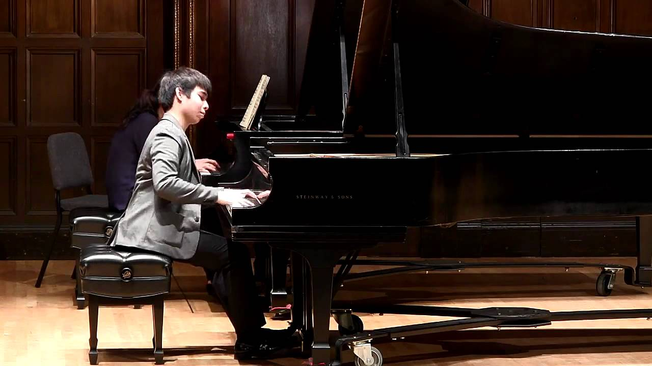 Mendelssohn Piano Concerto No.1 in G minor, 3rd mvt.  - Enzo