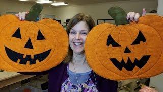 Video Halloween Jack O' Lantern Pumpkin Placemats download MP3, 3GP, MP4, WEBM, AVI, FLV September 2017