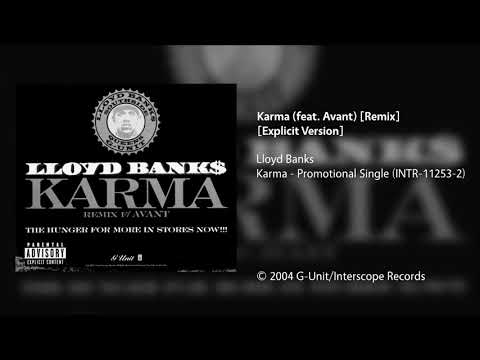 Lloyd Banks - Karma (feat. Avant) [Remix] (Explicit Version)