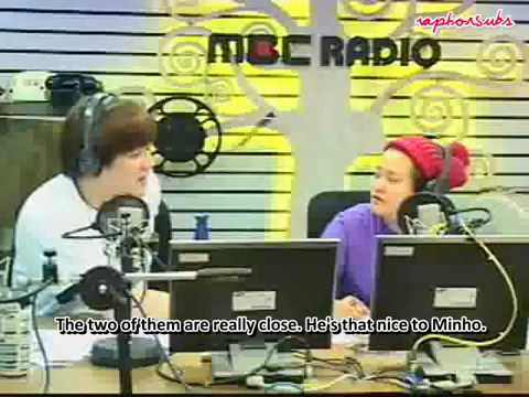 SHINee's Favourite Super Junior Member