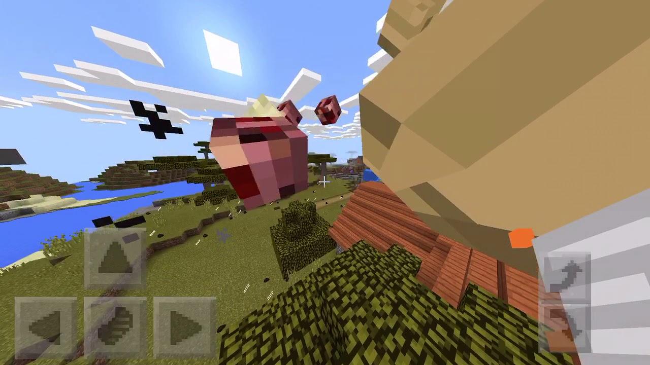 minecraft pe tornado mod download