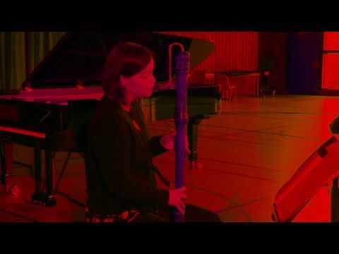 Windspiel - Duo für Neue Musik, Verena Wüsthoff & Eva Zöllner - Festival Neue Musik Rockenhausen
