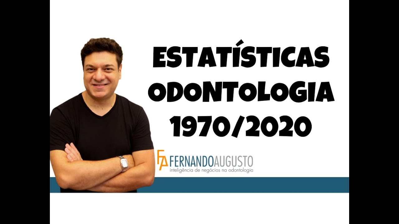 Estudo dos Últimos 50 Anos da Odontologia no Brasil.