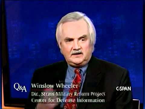 Q&A: Winslow Wheeler