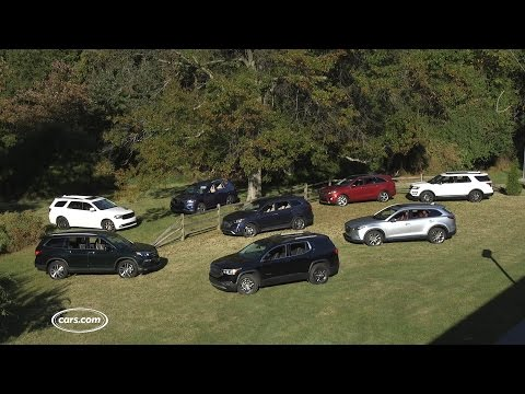 What's the Best Three-Row SUV for 2016?