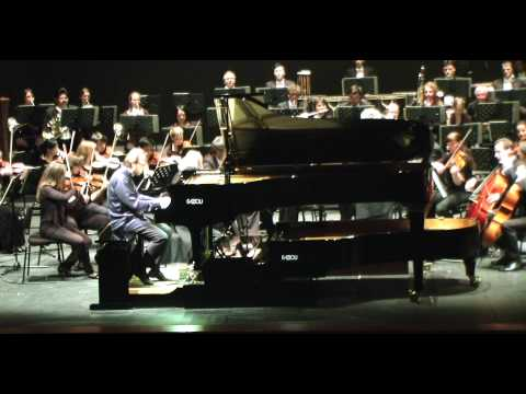 Gounod: Concerto for piano-pèdalier and orchestra, 1st movement