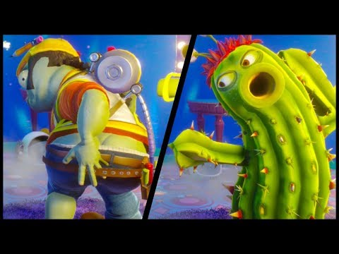 Shaking That Booty! Plants vs Zombies Garden Warfare 2