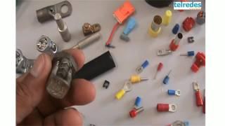 Conheça os principais terminais elétricos, conectores de emendas e as ferramentas utilizadas