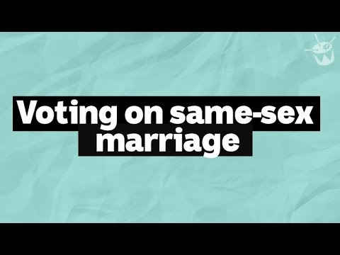 HACK: How to make sure your vote on same-sex marriage counts