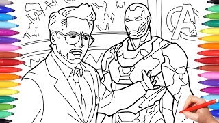 30 avengers infinity war coloring pages  free printable coloring pages