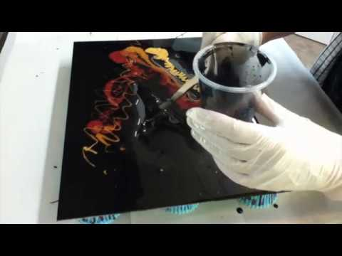 Resin Art - Mica Pigment Powders (2)