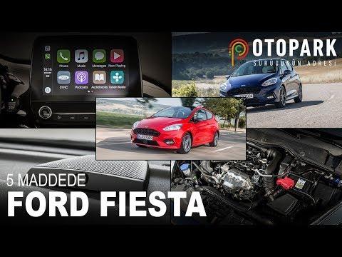 5 Maddede Yeni Ford Fiesta | VLOG